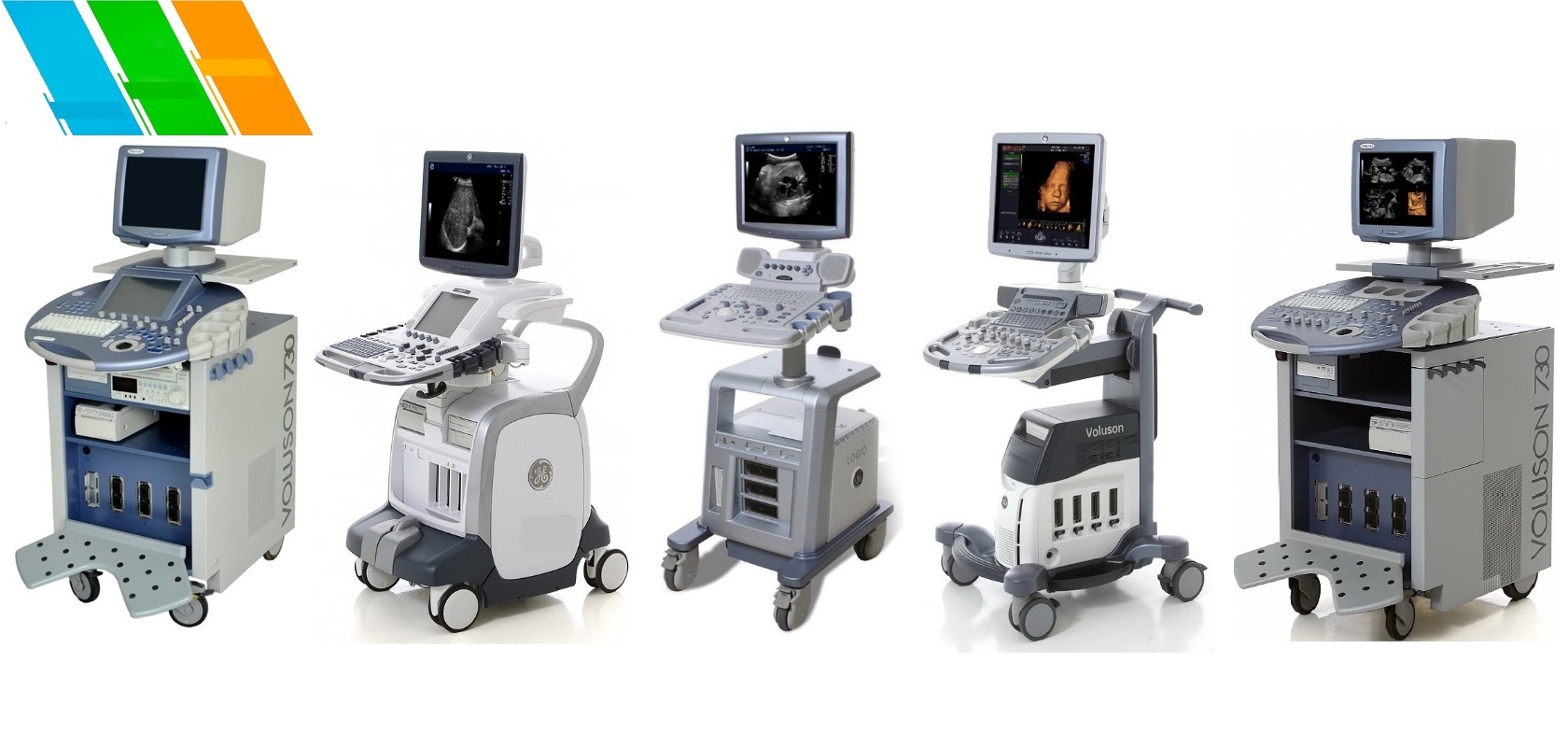 Refurbished Colour Dopplers & 4D Ultrasounds