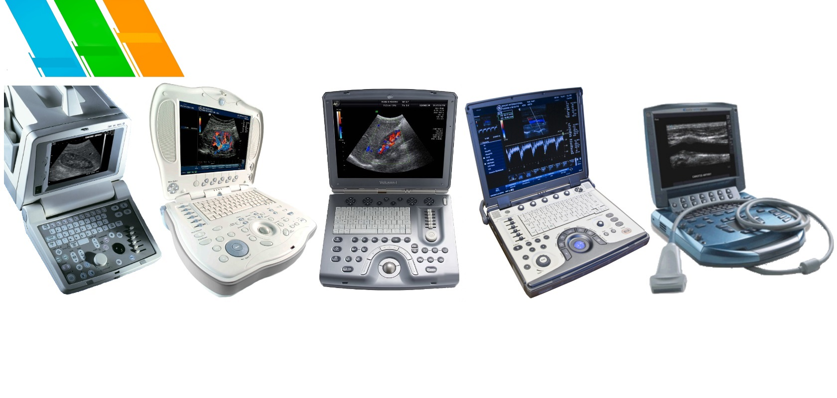 Refurbished Portable Colour Doppler Ultrasounds
